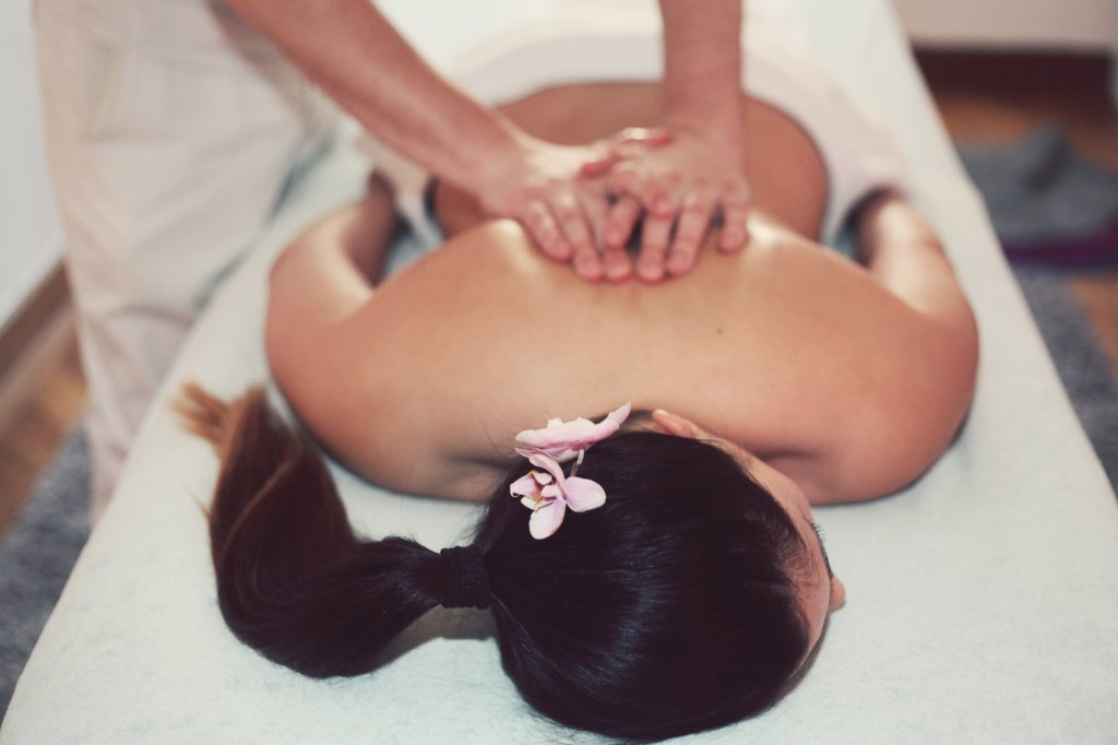 Massage breuss