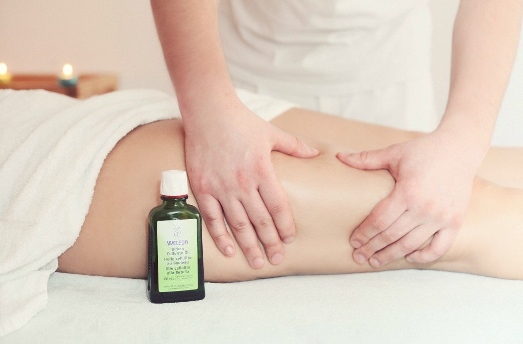 Massage anti-cellulite Lausanne